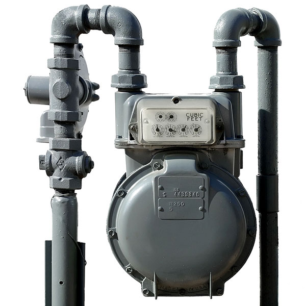 Natural Gas Well Meter : Gas companies regional directory